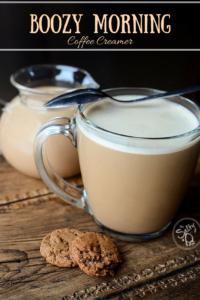 Boozy Morning Coffee Creamer