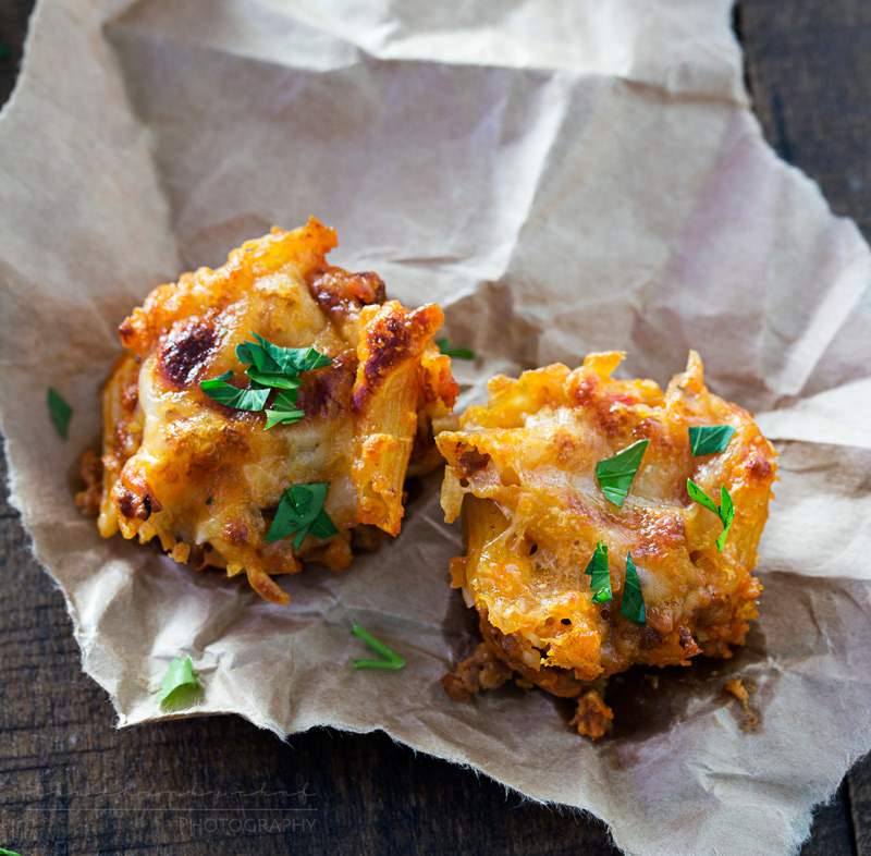 cheesy-one-bite-baked-penne-cups-6