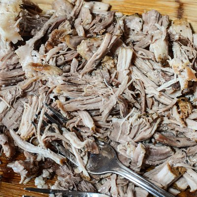 super easy instant pot pulled pork