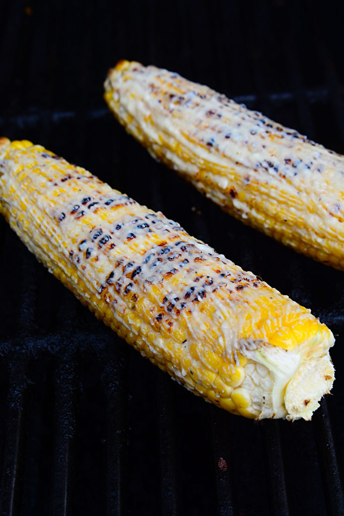 grilling corn on the cob mexican corn