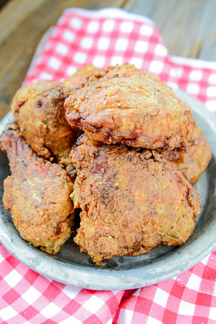 Pickle Brined Fried Chicken Recipe