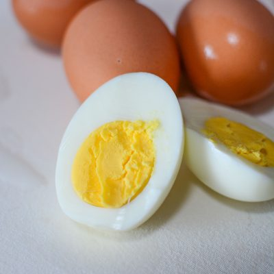 learn to make Instant Pot hard boiled eggs