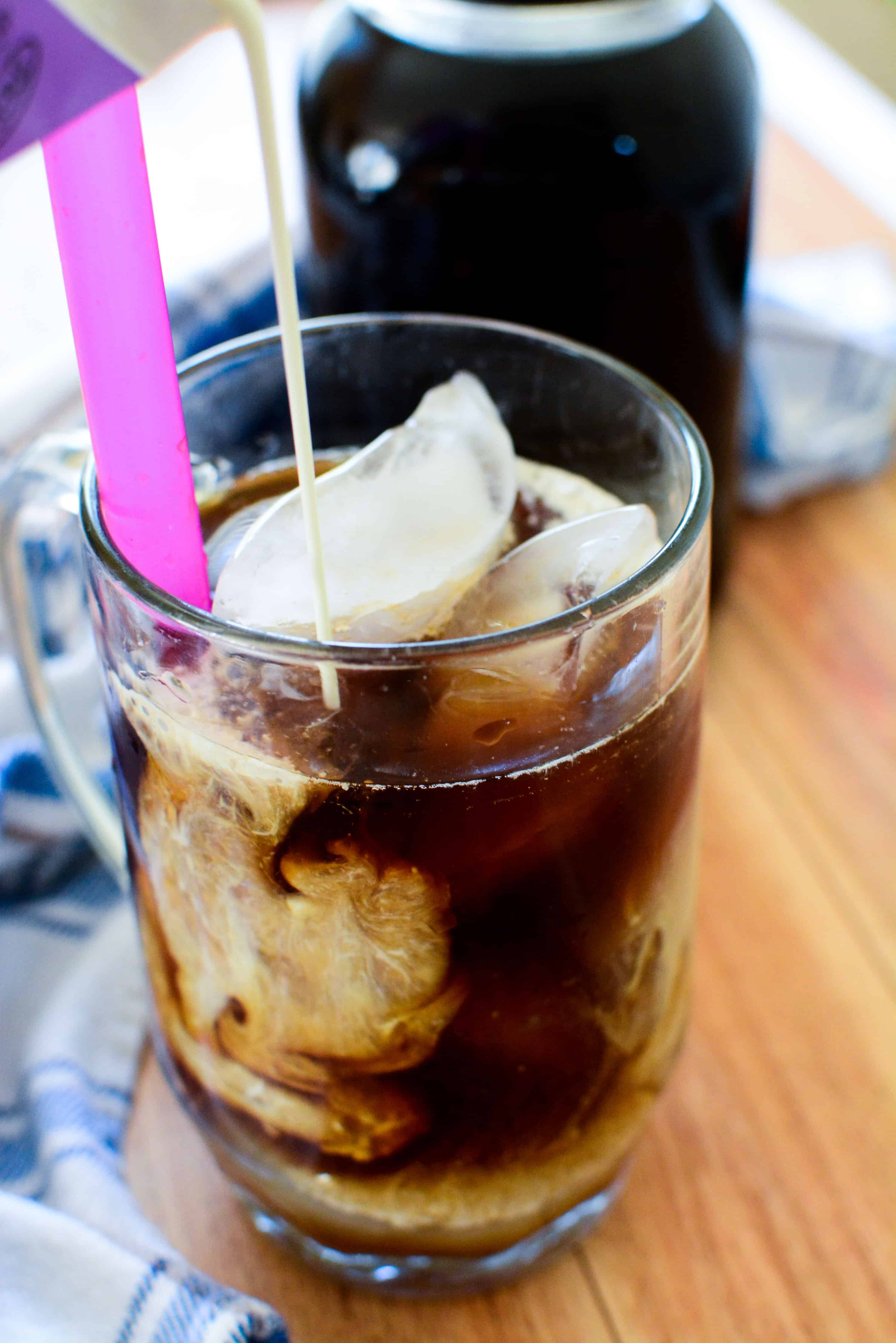 Instant Pot Iced Coffee Concentrate The Salty Pot