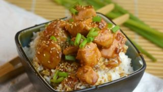 Better than Take out Instant Pot General Tso's Chicken