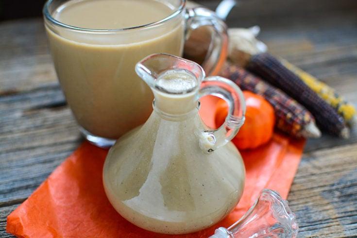 INSTANT POT PUMPKIN SPICE COFFEE CREAMER