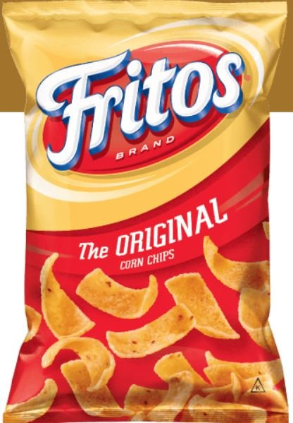 A pack of Fritos