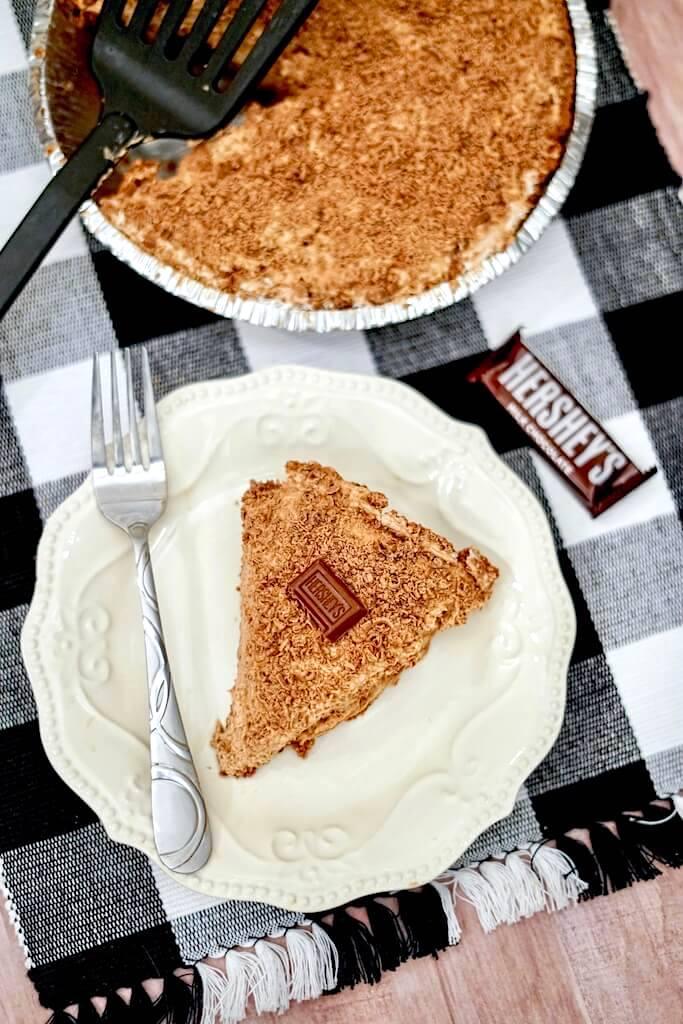 Hershey No Bake Pie