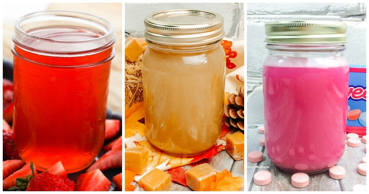 3 Homemade Moonshine Recipes - Only 2 Ingredients Each!