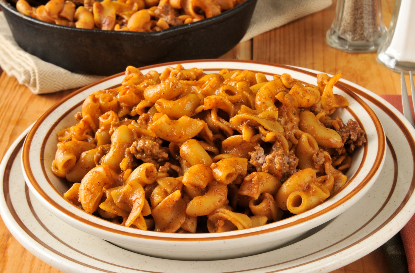 Easy Dinner: Silly Chili Macaroni