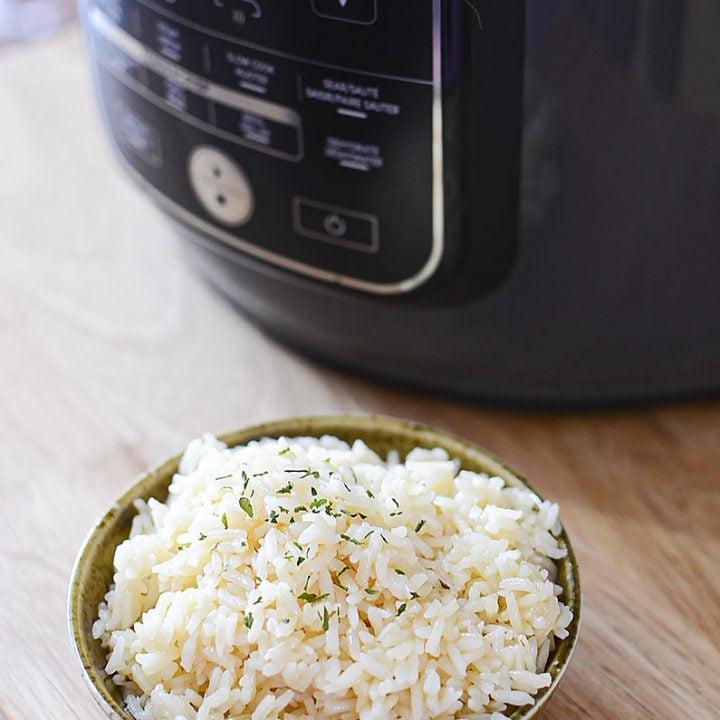Perfect Ninja Foodi Rice